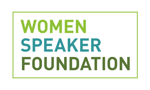 Logo: Women Speaker Foundation